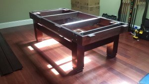 SOLO Pool Table Movers In Kelowna Pool Table Installations - Abia pool table movers